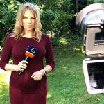 Moderátorka Veronika Cifrová Ostrihoňová