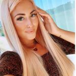 Instagramová kráska Aless