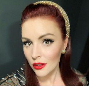 krásna herečka Barbora