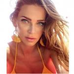 Andrea Verešová instagram modelka